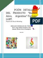 PLAN DE MARKETING ARGENTINA
