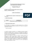 Licitacion No. 0029