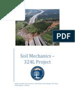 Soil Mechanics Report