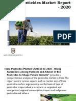 India Pesticides Market |India Insecticides Market