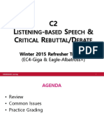 20151118 Winter2015RefresherTraining LB Speech Critical Rebuttal Notes-grandfinals