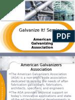 Galvanize It! Seminar