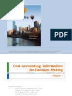 Cost Accounting Fundmentals 01