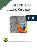 Manual de Firefox Instalación y uso