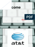 AT&T Advertisements