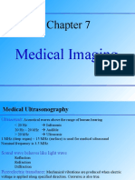 7 Medical Imaging