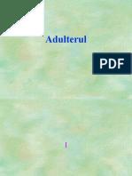 Adulterul