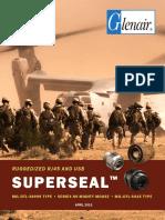 Super Seal Glenair RJ45