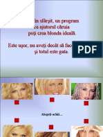 Fabricati o Blonda