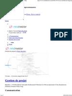 Carte Multidim de FingerTip - MindMeister Mind Map