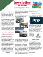160129 Newsletter