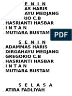Roster 245