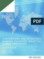 2016 Contributors and Detractors Executive Summary