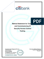 Access Control Testing
