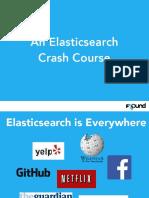 An Elasticsearch Crash Course Presentation.pdf
