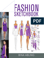 Fashion Sketchbook- Bina Abling