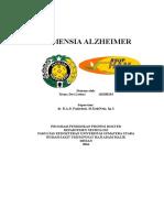 Paper Demensia Alzheimer