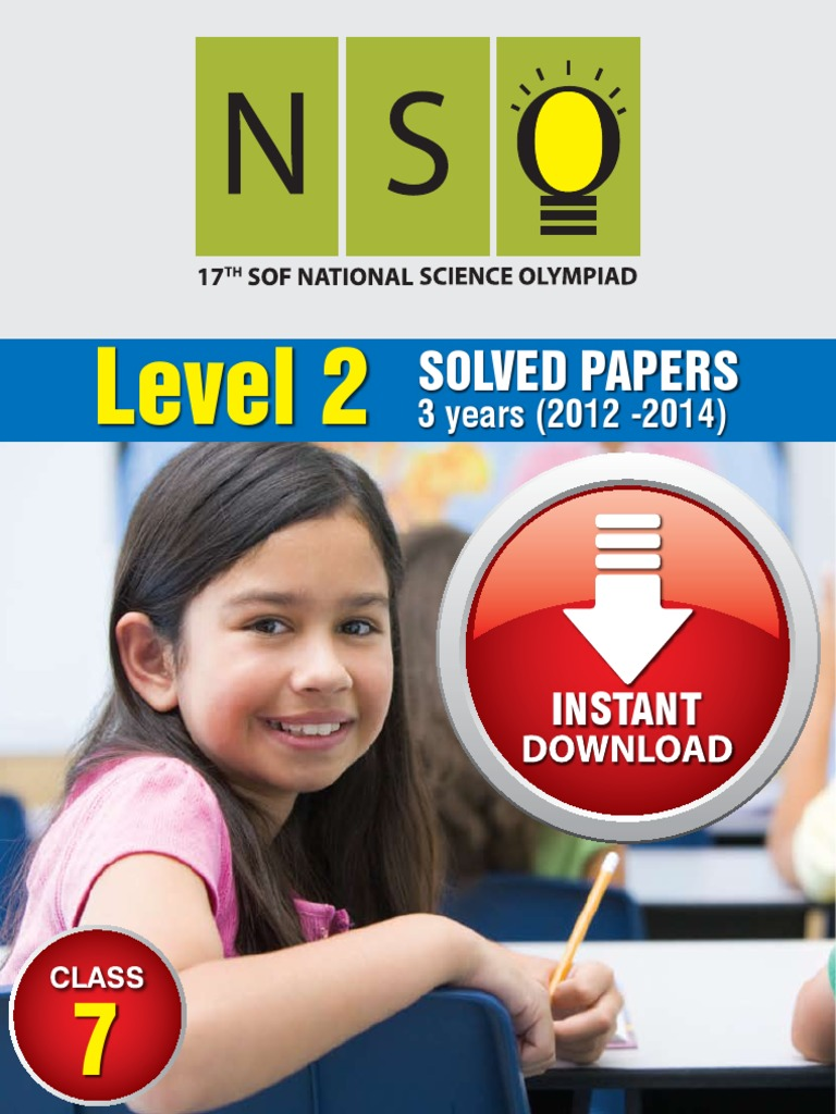 Level 2: Solved Papers