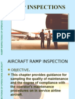 RAMP INSPECTIONS