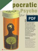 Hippocratic Psychopharmacology for Bipolar Disorder