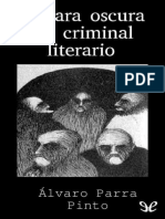 Parra Pinto, Alvaro - La Cara Oscura Del Criminal Literario [21835] (r1.1 SebastianArena)