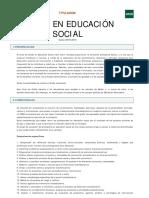 Guía Grado Educación Social