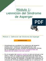Definición del Síndrome de Asperger