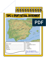 Spain's Natural Environment