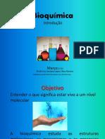 Bioquimica Aula Introducao