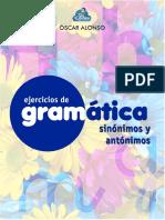 Ejerciciosdegramatica-Sinonimos y antonimos.pdf