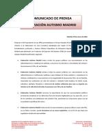 Posicionamiento Autismo Madrid_PNL Grupo Popular Asamblea Mad_29!01!16