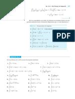 ejercicios de integrales