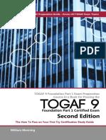 Togaf 9 Foundation Part 1 Exam Preparation