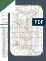 Reseau Des Transports IDF 2015
