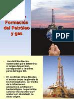 Origen Del Petroleo y Gas