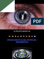 Petroleo Origen Abiotico