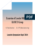 04 Ravishankar Madras Cement Journey of Loesche Mills in Ramco Group