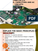Chapter 2 - Inductors, Capacitors and Alternating Current Circuits