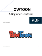 POWTOON TUTORIAL