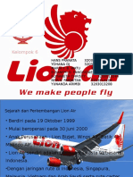 Lion Air SPM