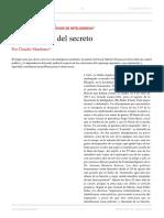 Claudio Mardones. El oligopolio del secreto. El Dipló. Edición Nro 188. Febrero de 2015.pdf