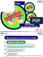 ks4 movement in and out of cells
