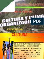 Cultura y Clima Lalboral . 09
