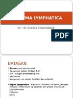 SYSTEMA LYMPHATICA - S H M I L Y