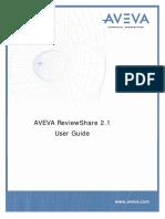 ReviewShare 2.1 User Manual