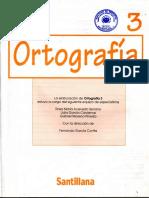 ortografia 3