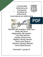 patologias bioquimica