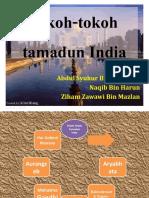Tokoh-Tokoh Tamadun India