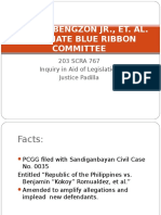 Bengzon vs. Senate Blue Ribbon Committee 2