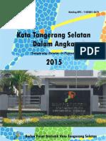 Kota Tangerang Selatan Dalam Angka 2015